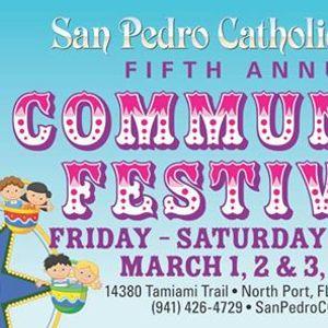 San Pedro Community Festival