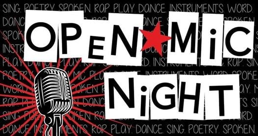 Open Mic Night at Putnam Place