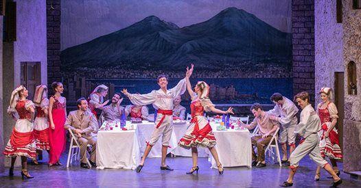 Scugnizza della Compagnia Corrado Abbati al Teatro Ponchielli
