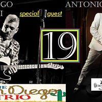 DON Diego Trio &amp Antonio Sergentone