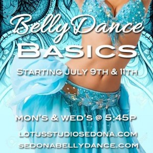 Bellydance Basics Course for Beginners
