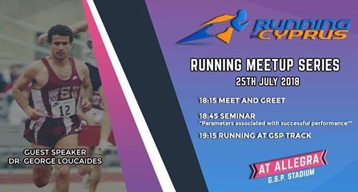 Running Meetup Series - RunningInCyprus.com