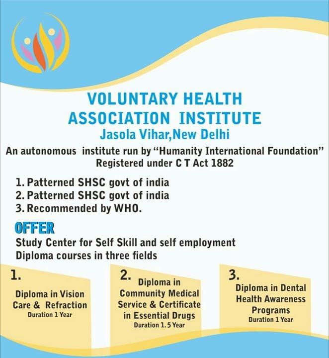 Self Skill Development Programmes Through Personal Contact Classes
