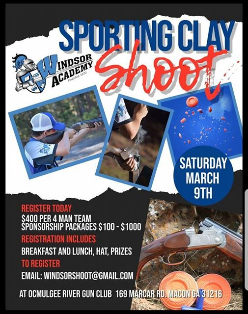 Sporting Clay Fundraiser