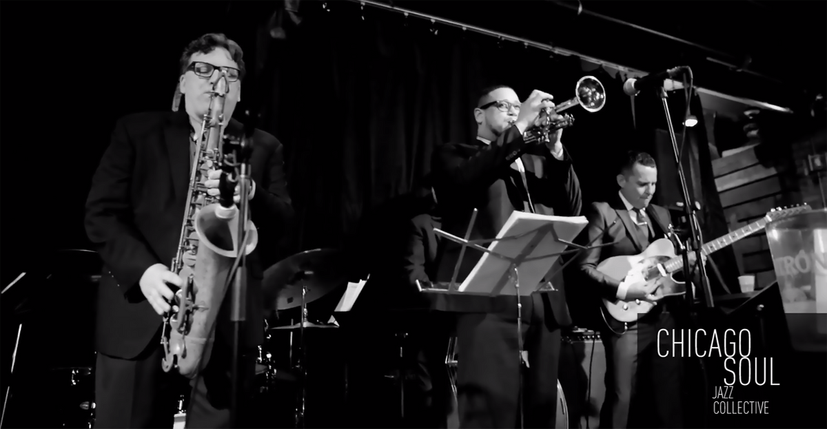 Chicago Soul Jazz Collective  The Promontory