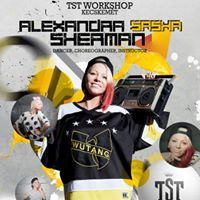 Sasha Sherman Workshop Kecskemt  TST Tnciskola