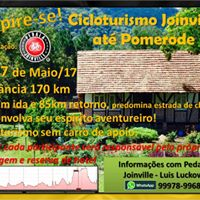Cicloturismo Joinville at Pomerode