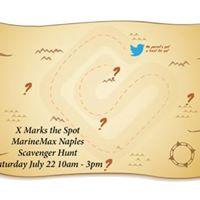 X Marks the Spot Scavenger Hunt