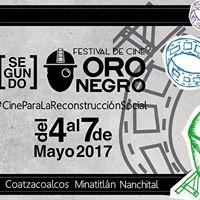 Segundo Festival de Cine Oro Negro