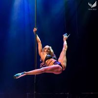 Signature Tricks w USPDFs Miss Sexy 2017 Gemma Lux at Pole For A Purpose