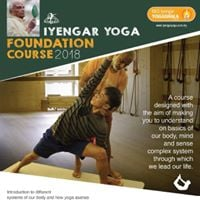 Iyengar Yoga Foundation Course 2018