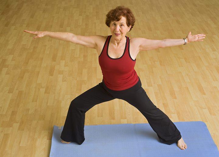 Senior Yoga Series