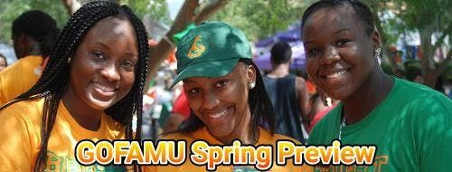 2019 FAMU Spring Preview Bus Trip