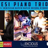 The Madras Jazz Festival - Inaugural