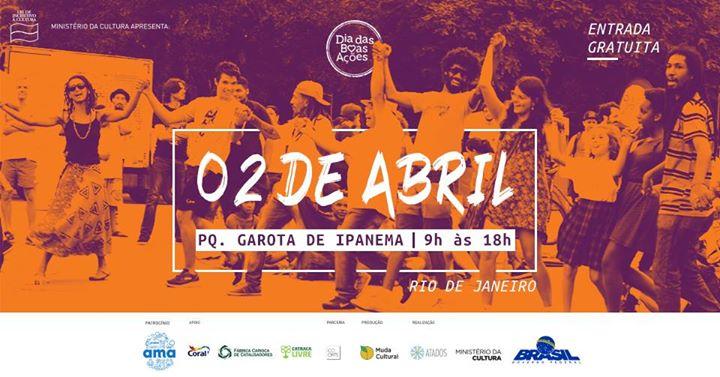 Dia das Boas Aes - Rio de Janeiro