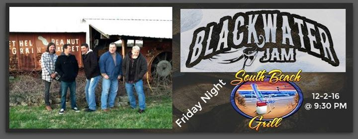 Blackwater jam at south beach grill virginia beach for Michaels arts and crafts virginia beach