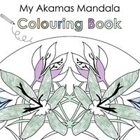 My Akamas Mandala Colouring Book Launch