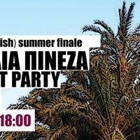 Palaia Pineza Street Party Vol.2