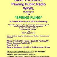 WPWLs Spring Fling