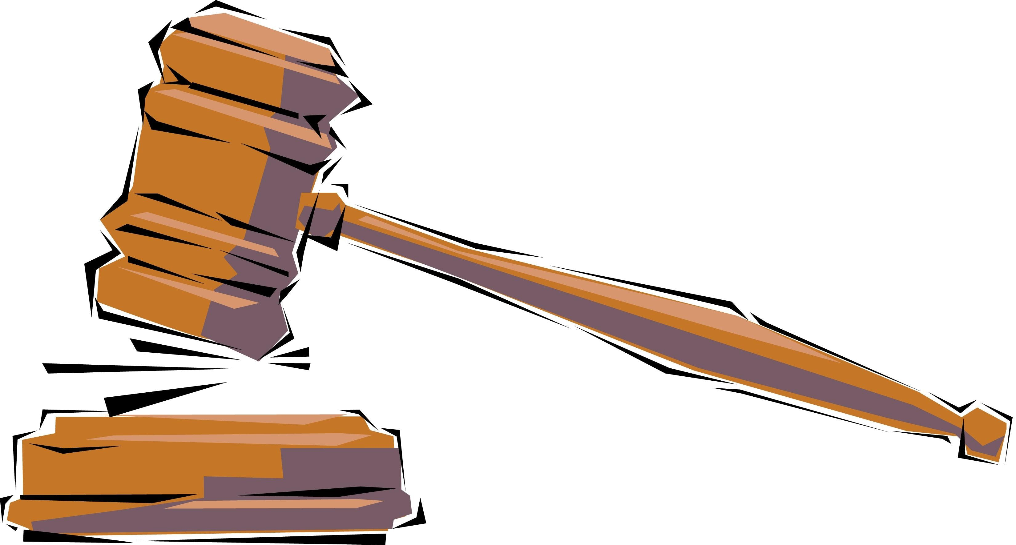 gavel clipart free - 1024×549