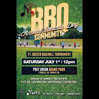 MADE Annual Canada Day Community BBQ ft. Soccer Baseball