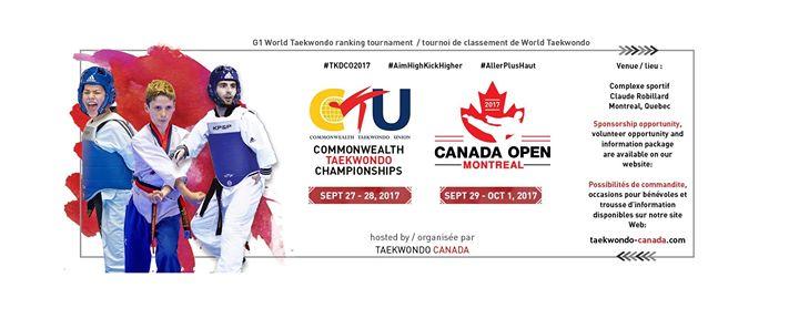 2017 Commonwealth Taekwondo Championships