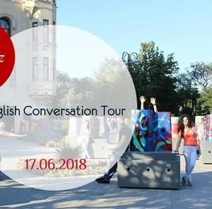 MGK English Conversation Tour
