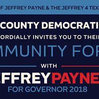 Community Forum with Jeffrey Payne