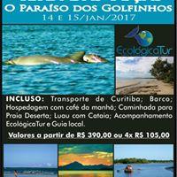 Ilha das Peas - O Paraso dos Golfinhos