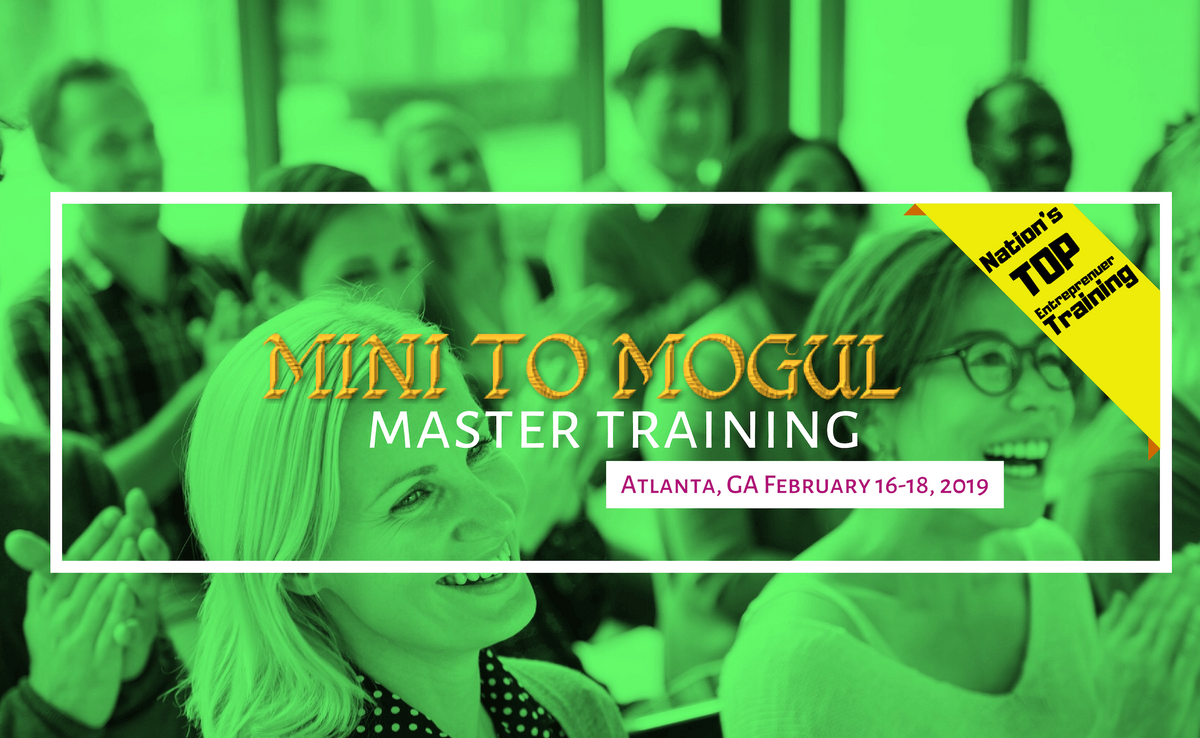 Mini To Mogul Master Training
