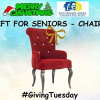 Christmas in Ivan Franko Homes.Support Giving Tuesday
