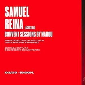 Samuel Reina en acústico - Convent Sessions by Mahou (Valencia) dd996b11c27