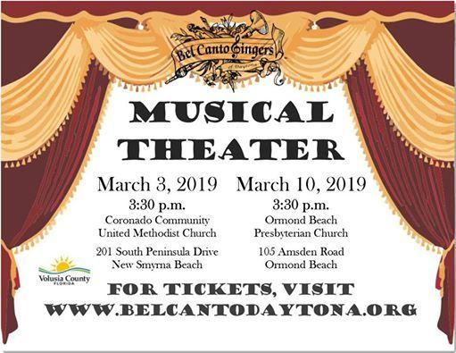 Musical Theater At Coronado Community United Methodist Church201 S
