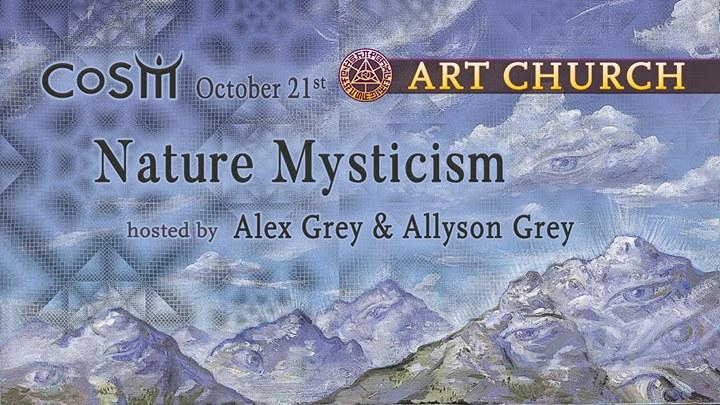 Art Church Nature Mysticism