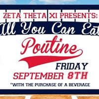 All You Can Eat Poutine