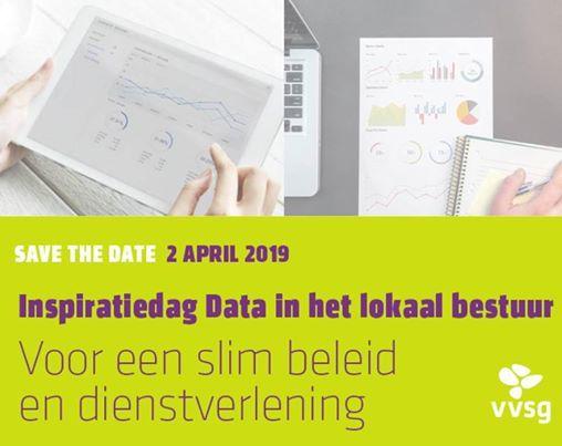 Inspiratiedag Data in het lokaal bestuur