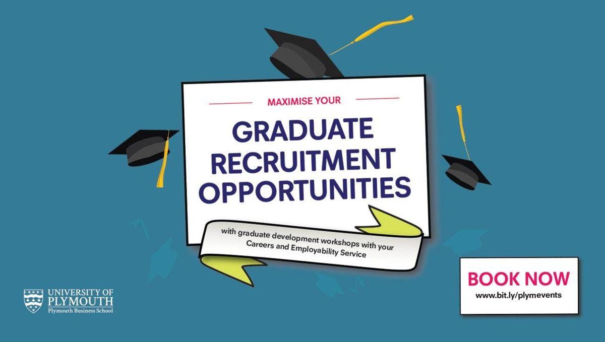 Workshop Maximise your Graduate Recruitment Opportunities