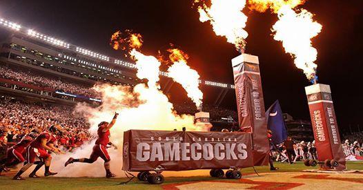 Univ of South Carolina Gamecocks Football vs. University of Missouri Tigers College Football