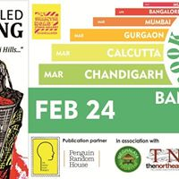 People Called Shillong- Book Reading