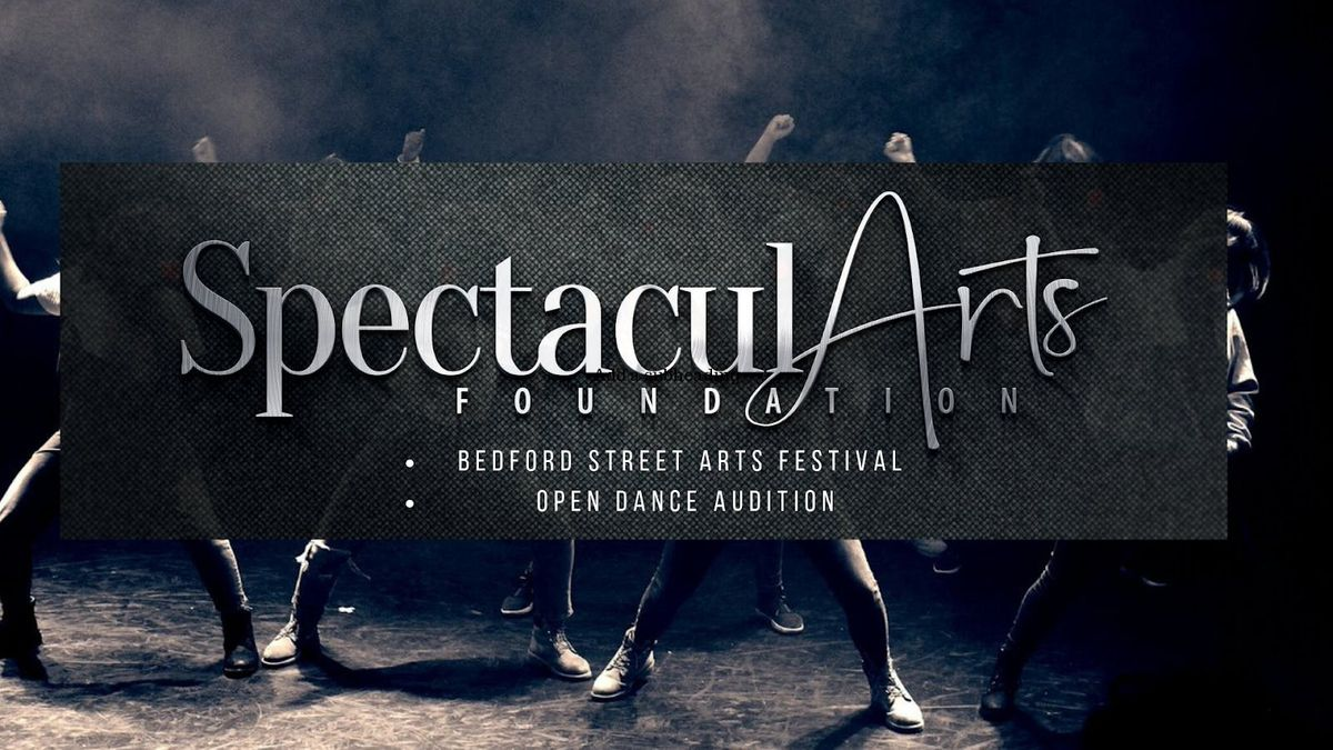 Bedford Street Arts Festival Dance Auditions