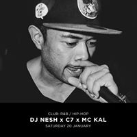 Club DJ Nesh x C7 x MC Kal
