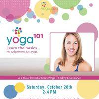 Yoga 101- Learn the basics