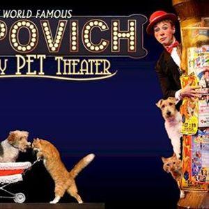 World Famous Popovich Comedy Pet Theatre - Mississauga