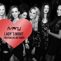 IVORY Friday Ladys night special mit DJ Kid Chris