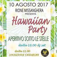 Hawaiian PARTY - Aperitivo Sotto Le Stelle III Edition