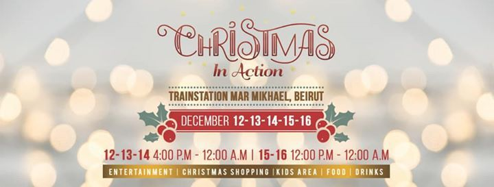 Christmas In Action 2018