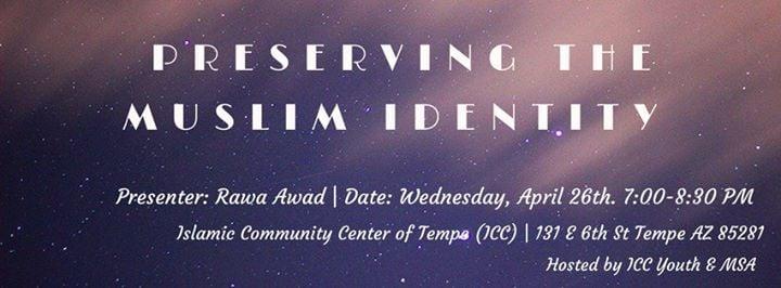 ICC Youth Halaqa - Preserving the Muslim Identity with Rawa Awad