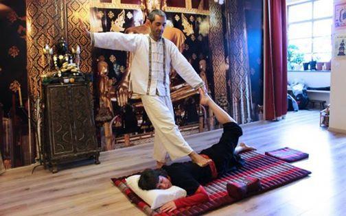 Thai Yoga Massage Course Level 2 - 4 days