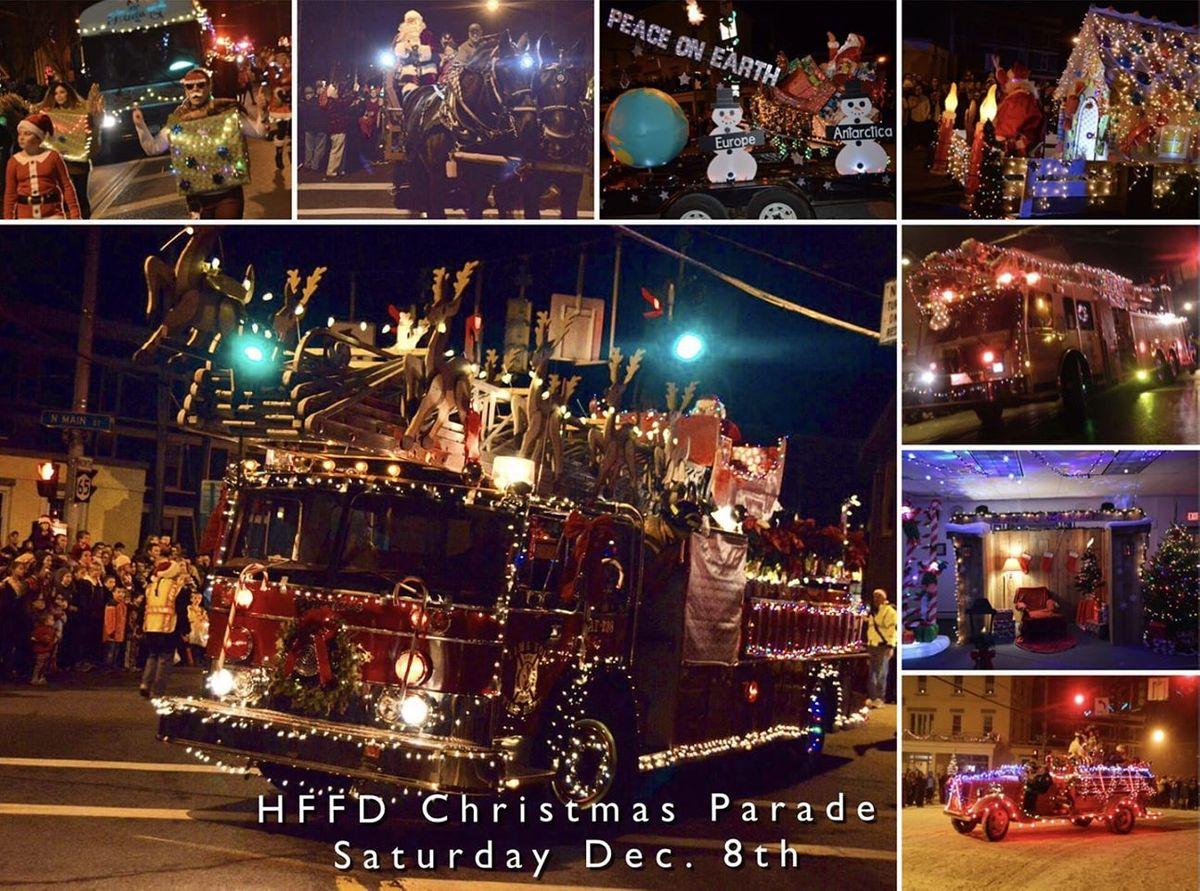 Honeoye Falls Christmas Parade 2019 Honeoye Falls Fire Christmas Parade