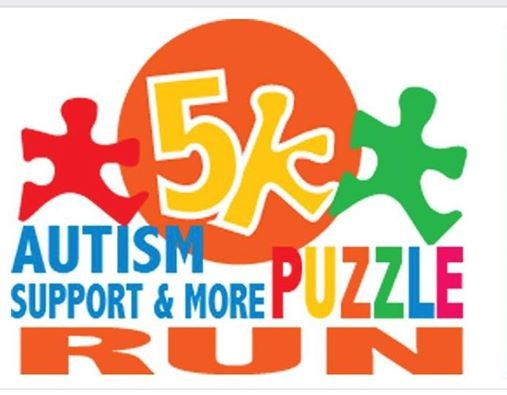 5k Puzzle Run by Autism Support & More